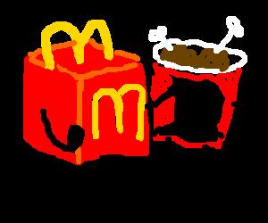 McDonald's vs. KFC