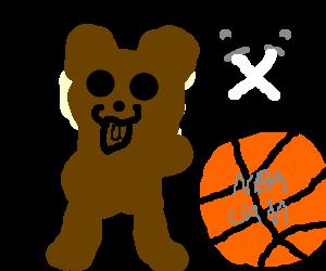 Smokey the Bear vs. NBA Jam
