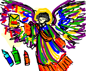 Crayola Angel