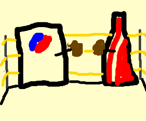 Bubbly Beverage Boxing