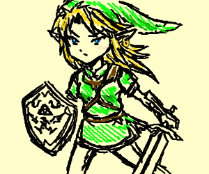 female link must move forward