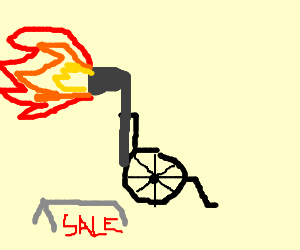 Pimped Out Wheelchair On Sale