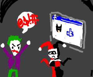 I SWEAR I NEVER SAID LIKE BATMAN