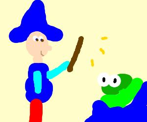 Wizard had warned you