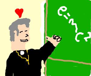 Priests love physics!