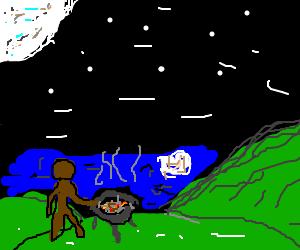 Moonlight BBQ