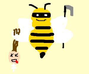 bee`ing dark`ness