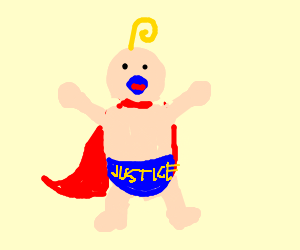 The Baby of Justice