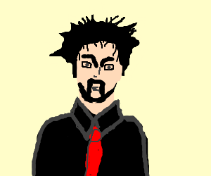 Billy Joe Armstrong (from Green Day)