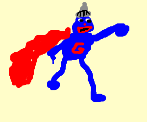 Grover or Supergrover?
