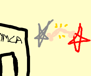 ymca watches a gay star war