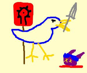 World of Warcraft envisioned by bluejays