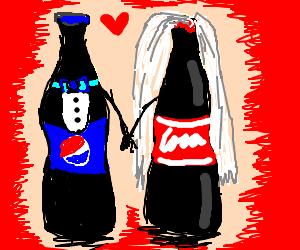 Pepsi Marries Coke-a-Cola