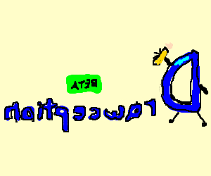 Drawception, but in reverse?