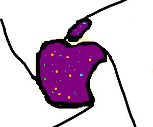 Apple Logo of poorly designed