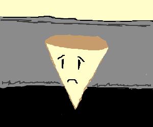 sad cone