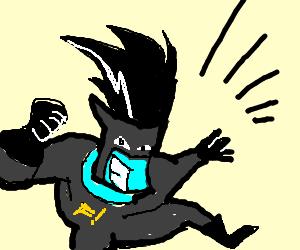 Freakazoid is the new Batman
