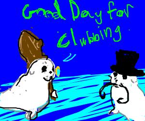 The Seal Cub Clubbing Club