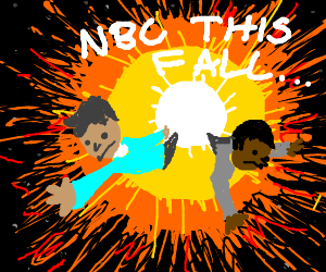 Troy and Abed in the Supernova