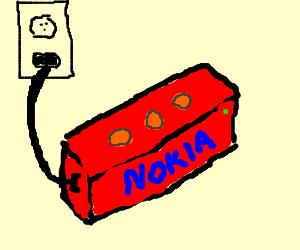Nokia brick