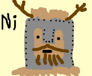 Knights who say Ni