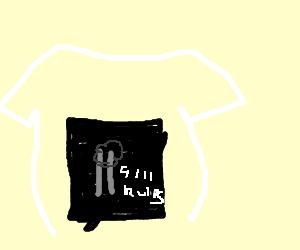 Crude-Disrespectful t-shirt about 9/11