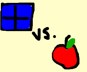 Windows vs Macintosh