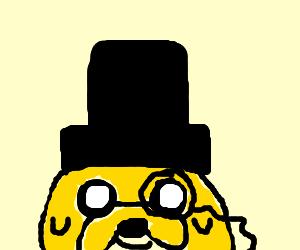 Adventure time... like a sir