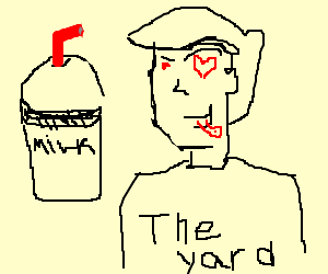 your milkshake brings all the boys to the yard