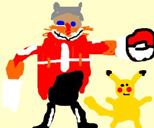 Robotnik is a Pokemon Master!