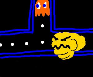Paniced Pac-man Pun Packed Panel!
