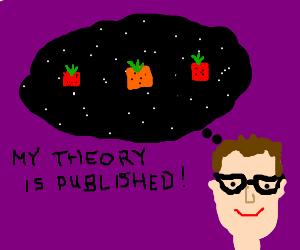 """Square Fruit Universe"" Theory Published"