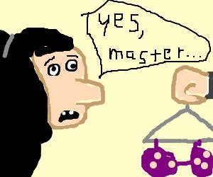 Yes Master Igor Cartoon