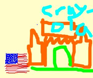 Castle Crayola annexed by United States