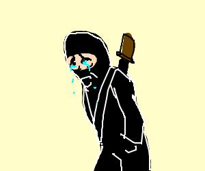 Image - Sad ninja.png | Club Penguin Wiki | Fandom powered by Wikia