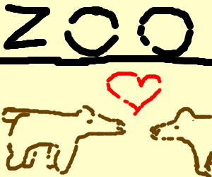 Zoo time is she and you time