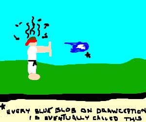 a stinky Ryu hadoukens flies circulate