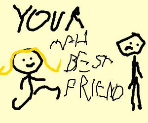 Friendzoned!
