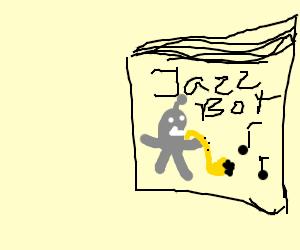 Robot 'Jazz' mag