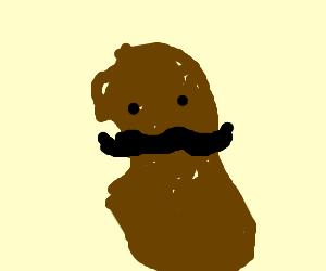 French peanut gentleman