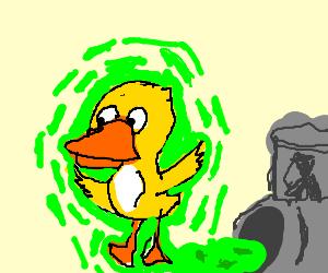 Nuclear Duck
