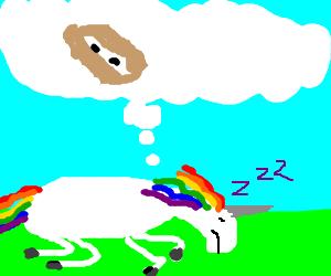 RainbowHairUnicornDreamsOfBirdPooHotDogs