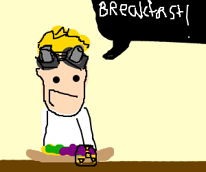 Dr Horrible's Radioactive Breakfast