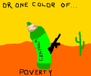 Crayola: 64 colours of FREEDOM
