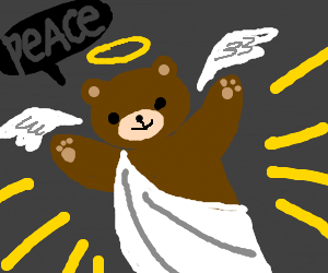 Holy bear