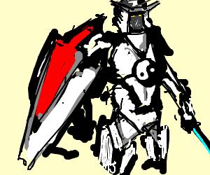 Chinese Gundam
