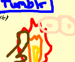 /b/ invades tumblr.