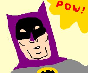 na na na na na na na na Batman!