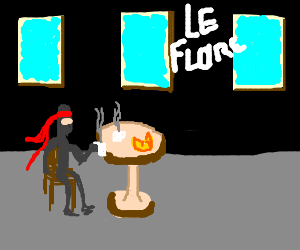 Ninjas in Paris