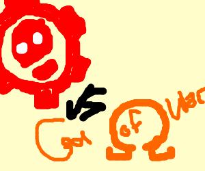 Gears of War vs God of War